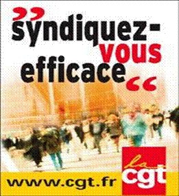 Notre syndicat CGT