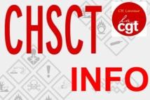 Compte rendu du CHSCT extraordinaire du 22 novembre relatif à l'UPC   28/11/17