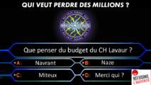 Qui veut perdre des millions ? Compte rendu du CTE du 20 décembre 2017   27/12/17