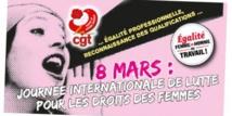 Le 8 mars: Journée internationale de lutte pour les droits des femmes    1/03/18