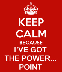I've got the power...point ! Compte rendu du CTE du 10 avril 2018  16/04/18