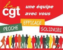 Les nouveaux élus de la CGT du CH Lavaur CTE, CAPL, CHSCT et CS   10/01/19