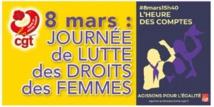 8 mars 2019 journée de lutte des droits des femmes  7/03/19
