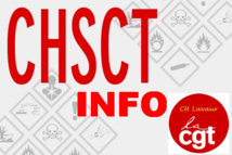 Compte rendu du CHSCT du 12 mars 2019    25/03/19