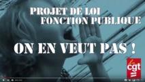 Projet de loi Fonction Publique : Pourquoi rejoindre les collègues dans la mobilisation ?  27/05/19