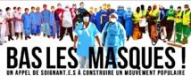""""""" Bas les masques """" ! Pour signer l'appel 4/05/20"""