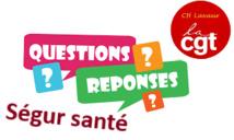 Questions/réponses sur le protocole Ségur  3/08/20