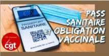 Rappels sur l'obligation vaccinale  30/08/21