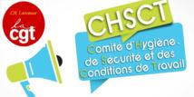 Compte rendu du CHSCT du 28 septembre 2021   7/10/21