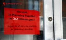 Le planning familial ne (la) fermera pas ! Pétition en soutien au planning familial  10/12/15