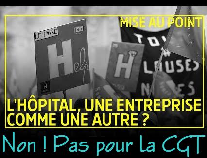 Toute ressemblance avec l'hôpital entreprise...Compte rendu du CTE du 11 juin 2019   17/06/19