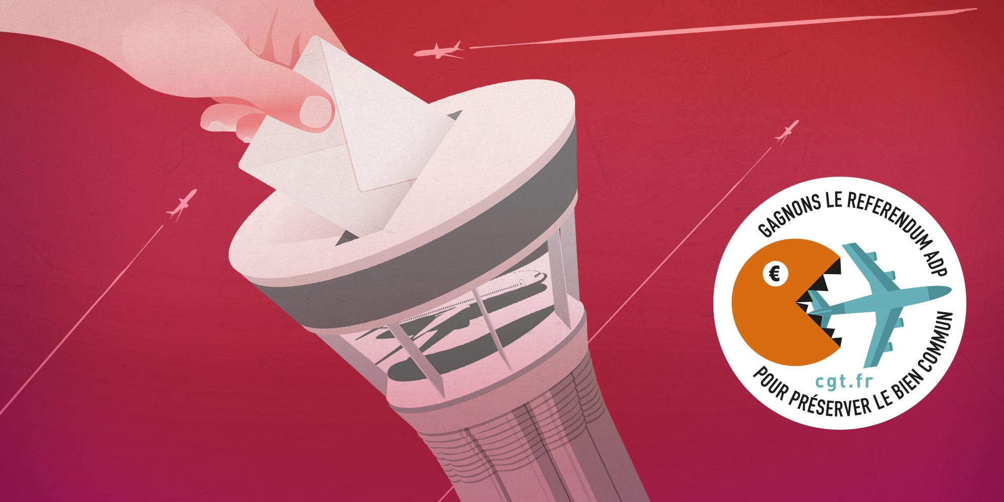 Référendum d'Initiative Populaire sur l'avenir des aérodromes de Paris