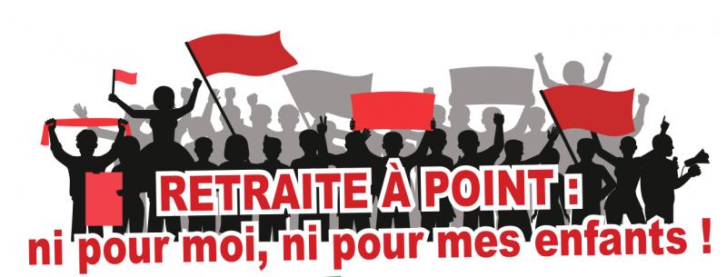 Le 10 décembre, grève et manifestations    9/12/19