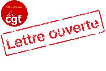 Prime COVID au CH Lavaur: Lettre ouverte au Député LREM de la 3ème circonscription du Tarn   18/05/20