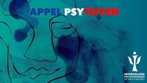 """Appel psytoyen : """" Pour une vraie prise en compte de la dimension psychologique dans le soin """"  7/12/20"""