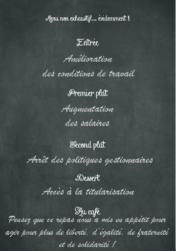 Carte de voeux 2021 de la CGT du CH Lavaur  1/01/21