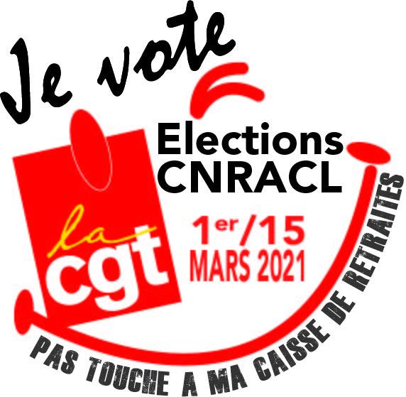 Elections CNRACL 2021 du 1er au 15 mars 2021   11/02/21