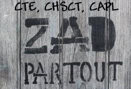 Les lieux de débats au CH Lavaur: Des ZAD !! Compte rendu du CTE du 5 mars 2015  11/03/15