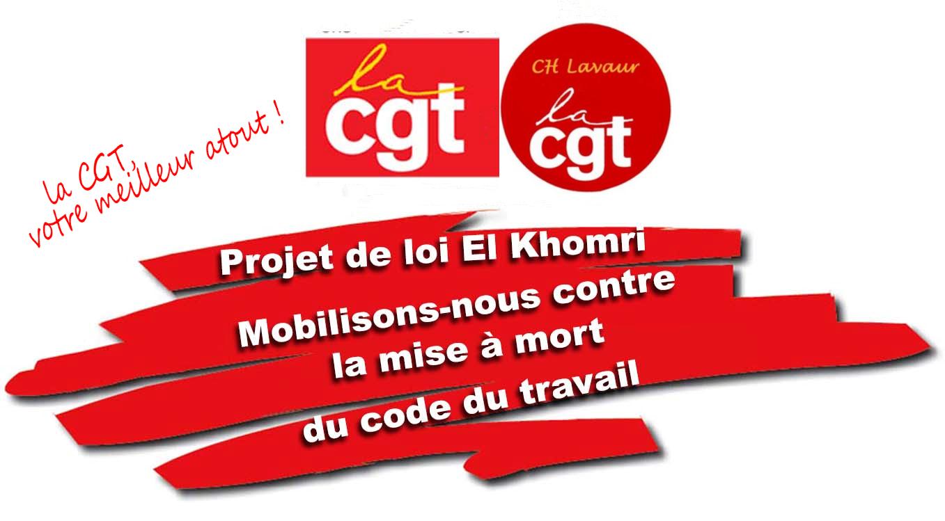 Appel des Fédérations Santé et Action Sociale CGT, FO et SUD   28/03/16